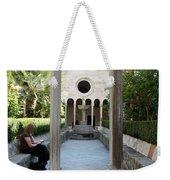 Franciscan Monastery Weekender Tote Bag