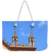 Franciscan Monastery In Nice France Weekender Tote Bag