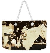 Francisco Villa On Horse Perhaps Siete Leguas Unknown Mexico Location Or Date 2013. Weekender Tote Bag