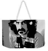 Frank Zappa - Chalk And Charcoal 2 Weekender Tote Bag by Joann Vitali