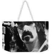 Frank Zappa - Watercolor Weekender Tote Bag