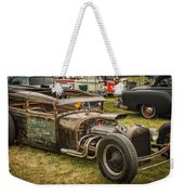 Frankenstein '28 Model A Sedan Weekender Tote Bag