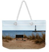 Frankfort Shore Weekender Tote Bag