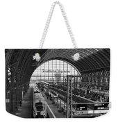 Frankfurt Bahnhof - Train Station Weekender Tote Bag