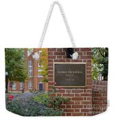 Franklin And Marshall  Weekender Tote Bag