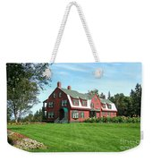 Franklin D. Roosevelts Beloved Island Campobello Weekender Tote Bag by Edward Fielding