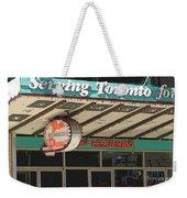 Fran's Restaurant  Toronto Diner Icon Weekender Tote Bag