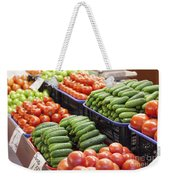Frash Fruit And Vegetables Weekender Tote Bag
