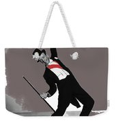 Fred Astaire Silk Stockings Publicity Photo 1957-2014 Weekender Tote Bag