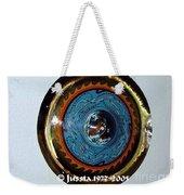 Freddie White Cymbal Earth Wind Fire Spirit Tour Weekender Tote Bag