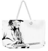 Freddy And His Guitar Weekender Tote Bag