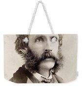 Frederick Edwin Church (1826-1900) Weekender Tote Bag