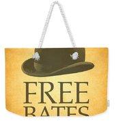 Free Bates Weekender Tote Bag