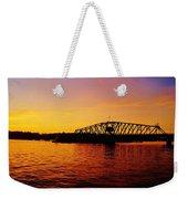 Free Bridge Weekender Tote Bag