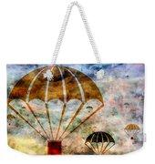 Free Falling Weekender Tote Bag by Angelina Vick
