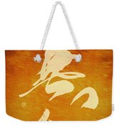 Free From Obstructive Thoughts Weekender Tote Bag