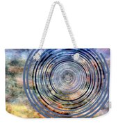 Free From Space And Time Weekender Tote Bag