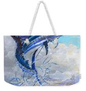 Free Jumper Off00152 Weekender Tote Bag by Carey Chen