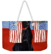 Free To Be Weekender Tote Bag by Molly Poole
