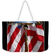 Freedom Inspirational Quote Weekender Tote Bag