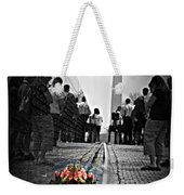 Freedom Is Not Free Weekender Tote Bag