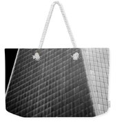 Freedom Tower Abstract Weekender Tote Bag