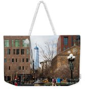 Freedom Tower From Washington Square Weekender Tote Bag