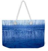 Freezing Weekender Tote Bag