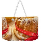 French - Alsace Pastry Weekender Tote Bag