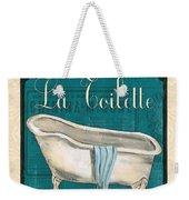 French Bath Weekender Tote Bag