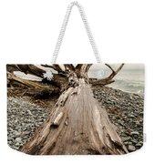 French Beach Weekender Tote Bag