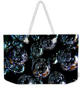 French Bubbles Weekender Tote Bag