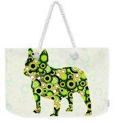 French Bulldog - Animal Art Weekender Tote Bag