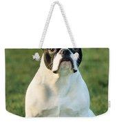 French Bulldog Weekender Tote Bag