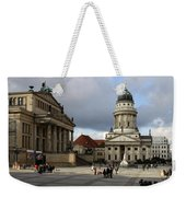 French Cathedral And Concert Hall - Berlin  Weekender Tote Bag
