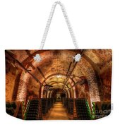 French Champagne Cellar Weekender Tote Bag