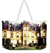 French Chateau 1955 Weekender Tote Bag