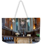 French Church Alter Weekender Tote Bag