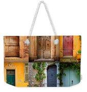 French Doors Weekender Tote Bag by Inge Johnsson
