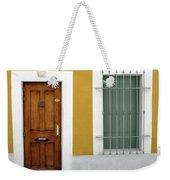 French Doorway Weekender Tote Bag