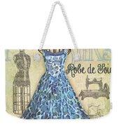 French Dress Shop-b Weekender Tote Bag