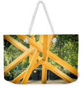 French Fries Weekender Tote Bag by Joan Carroll