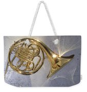 French Horn Iv Weekender Tote Bag