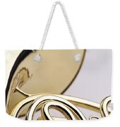 French Horn  Weekender Tote Bag