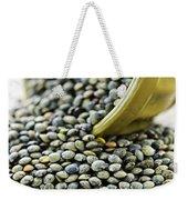 French Lentils Weekender Tote Bag