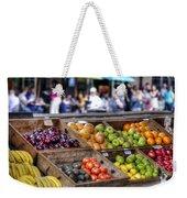 French Market Weekender Tote Bag