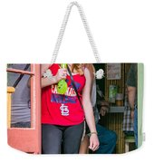French Quarter - A Hand Grenade To Die For Weekender Tote Bag