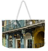 French Quarter Art And Artistry Weekender Tote Bag