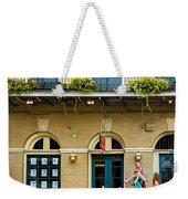French Quarter Family Fun Weekender Tote Bag