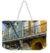 French Quarter Flair Weekender Tote Bag
